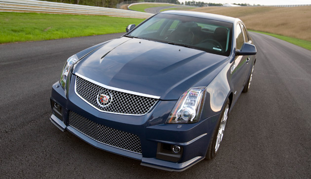 The High Performance Vehicle Operations was responsible for Cadillac's 'V-Series' of cars and Chevrolet 'SS' models