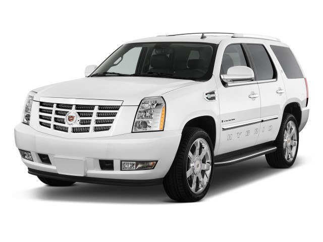 2009 cadillac escalade review ratings specs prices and. Black Bedroom Furniture Sets. Home Design Ideas
