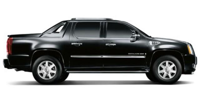 2009 Cadillac Escalade EXT AWD 4dr