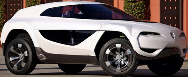 Changan Auto Previews New Suv Concept Ahead Of Shanghai Auto Show