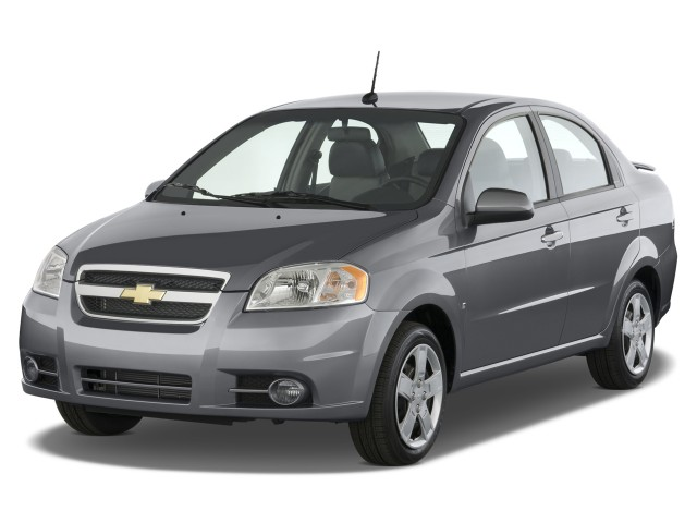 2009 Chevrolet Aveo Chevy Review Ratings Specs Prices And