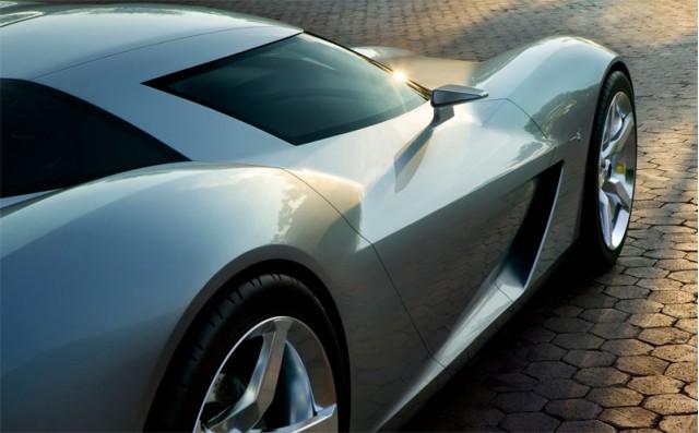 2009 Chevrolet Corvette Stingray Concept