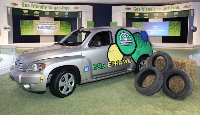 U S Ethanol Industry Idles 2 05 Billion Gallons