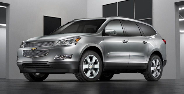The latest recall affects a total of ten different vehicles from GM's North American brands