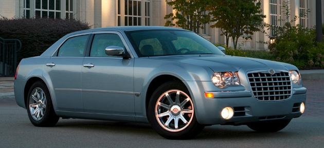 Chrysler car price