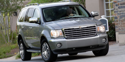 2009 Chrysler Aspen Limited Hybrid
