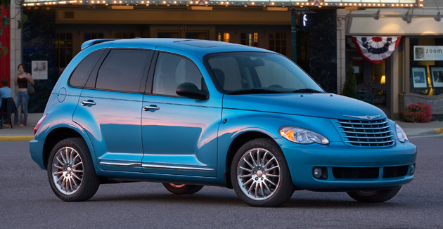 Chrysler sold 50,910 PT Cruisers last year but so far this year the automaker has only managed to move 8,591 units