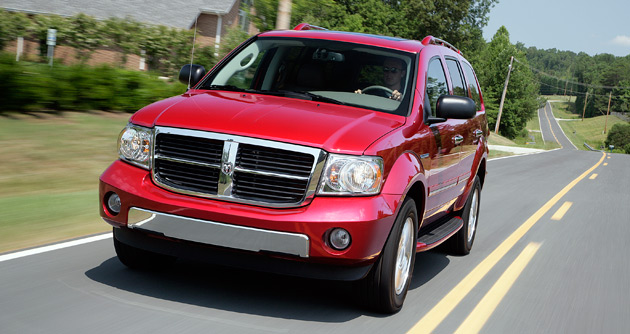 Decision comes less than two months after the start of production of Chrysler's HEMI hybrid SUVs