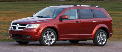 2009 Dodge Journey crossover