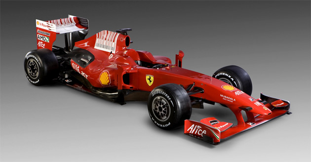 First Look At Ferrari S New Race Car