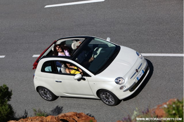 Report Fiat Planning FourDoor 500 For US