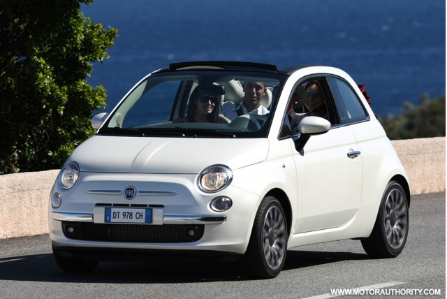2011 Fiat 500 FourDoor Model Being Developed for US Sales