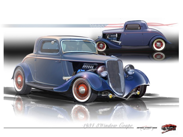 2009 Ford EcoBoost Hot Rod