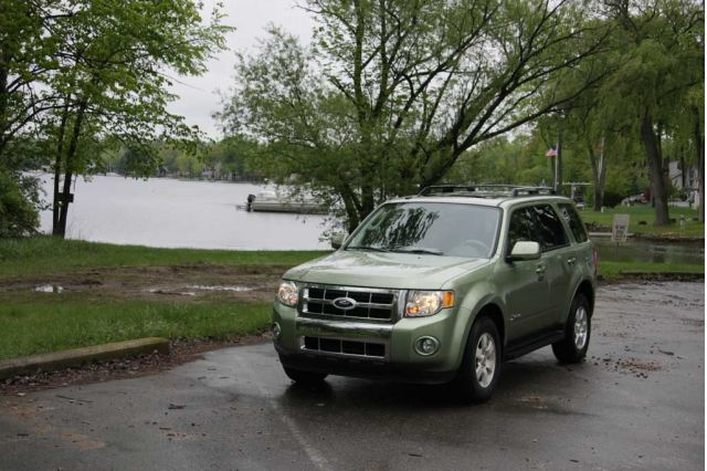 2009 Ford Escape Hybrid Review Ratings Specs Prices and Photos
