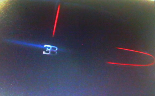 UPDATE: Teaser Shot Allegedly The New Bugatti 'Bordeaux'