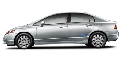 2009 Honda Civic Sdn Gx