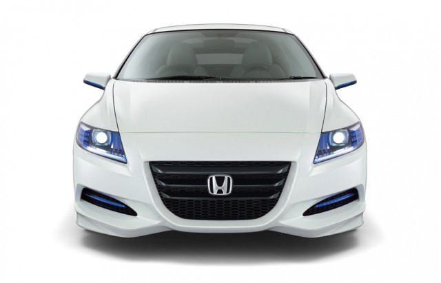 2009 Honda CR-Z concept car