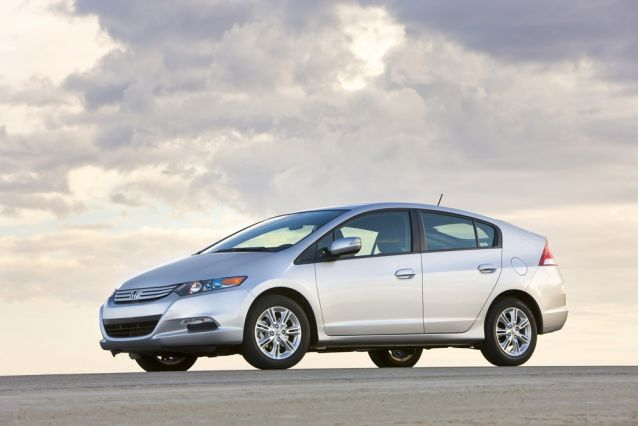 First Drive: 2010 Honda Insight