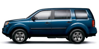 Image: 2009 Honda Pilot LX, size: 400 x 200, type: gif, posted on: September 21, 2008, 3:29 am ...