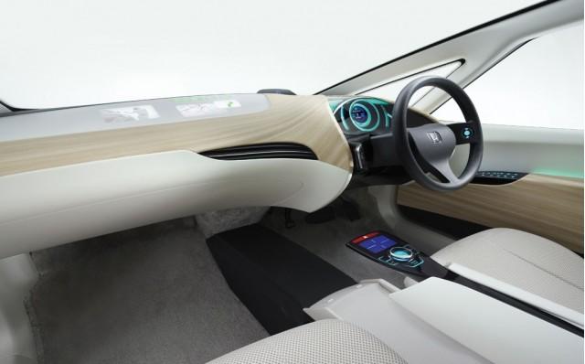 2009 Honda Skydeck Concept
