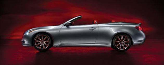 Bloomingdales To Offer Infiniti G37 Convertible Premier Edition