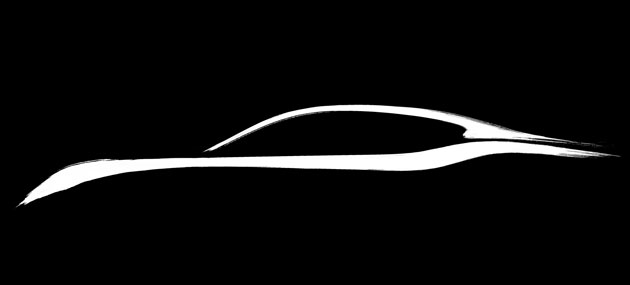 Infiniti will use a clay model and virtual video mapping to preview a lifelike version of the car