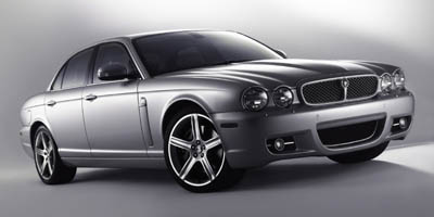 2009 Jaguar XJ Series XJ8
