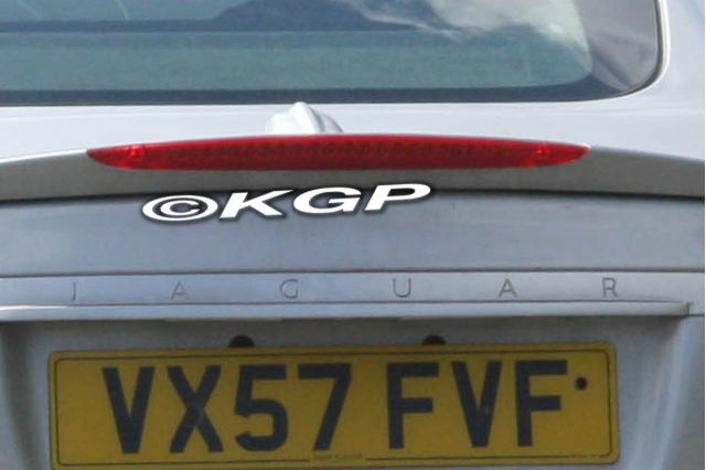 2009 Jaguar XK Spy Shots