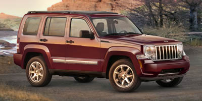 2009 Jeep Liberty Limited