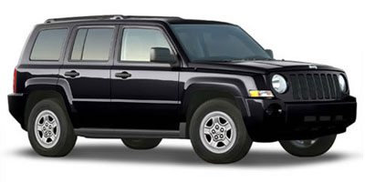2009 jeep patriot review ratings specs prices and. Black Bedroom Furniture Sets. Home Design Ideas