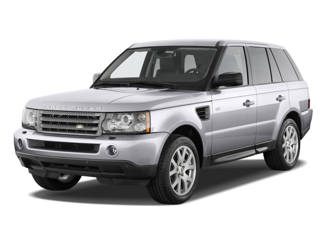 2009 Land Rover Range Rover Sport Review Ratings Specs