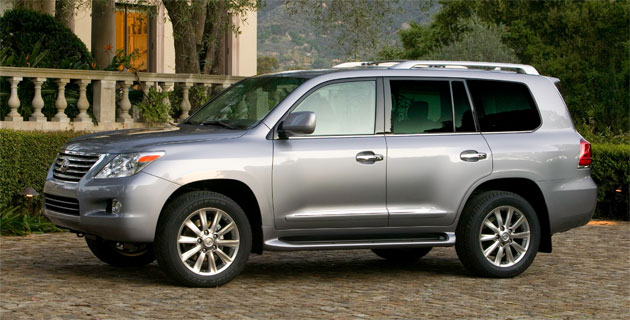 The Lexus LX offers the highest initial quality in the industry with just 52 problems reported per 100 cars