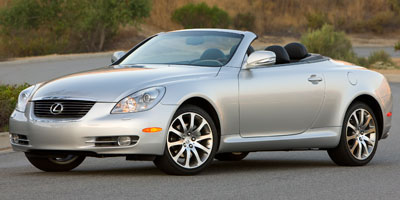 2009 Lexus Sc 430 Review Ratings Specs Prices And Photos The Car Connection
