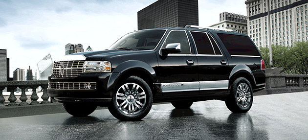 Lincoln Navigator made faster, more fuel-efficient and better-equipped for 2009
