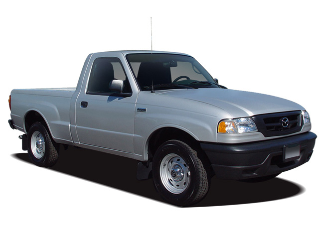 2009 Mazda B Series Truck Review Ratings Specs Prices And Photos The Car Connection