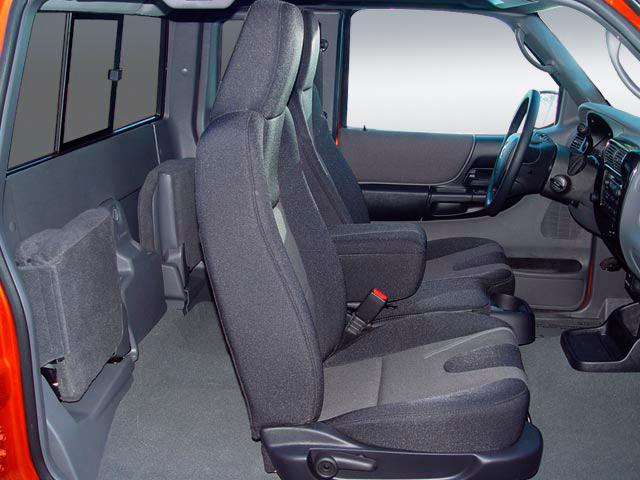 Image: 2009 Mazda B-Series Truck 4WD Plus4 Cab Auto Front ...
