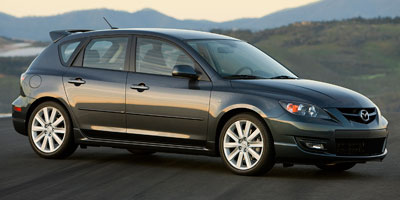 Image: 2009 Mazda MAZDA3 MAZDASPEED3 Sport, size: 400 x ...