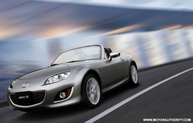 mazda mx 5 celebrates 20th anniversary this week. Black Bedroom Furniture Sets. Home Design Ideas