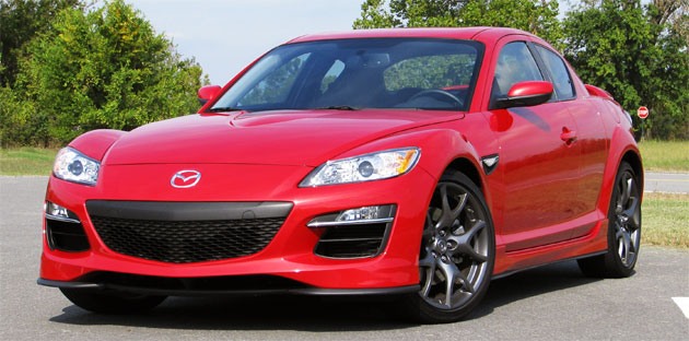 Updated Mazda RX-8 Coming To Frankfurt Motor Show?