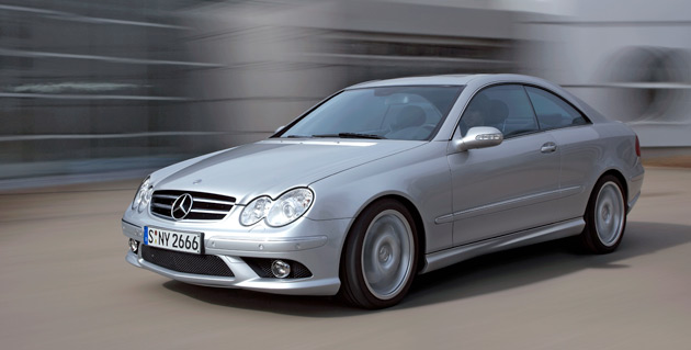 The CLK will remain on sale until the arrival of the new E-Class Coupe later this year