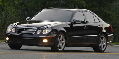 2009 Mercedes-Benz E Class Luxury 3.5L 4MATIC AWD