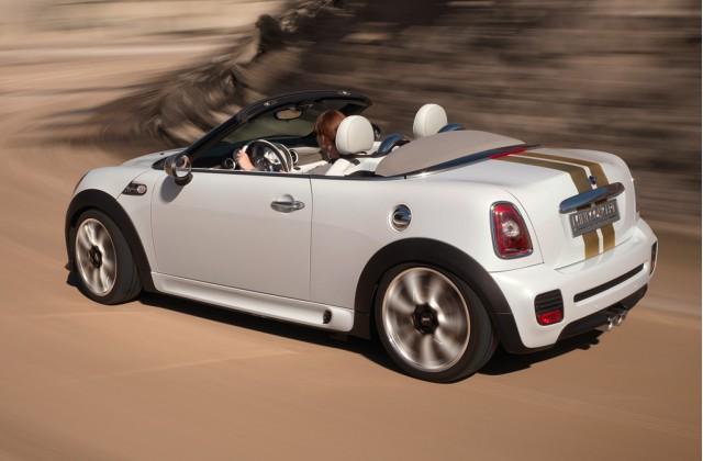 2009 MINI Roadster Concept