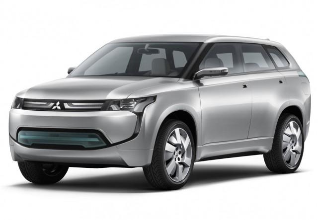 2009 Mitsubishi Concept PX MiEV