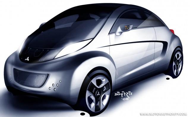 2009 mitsubishi i miev sport air concept 002