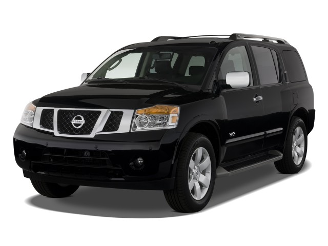 2009 Nissan Armada Review, Ratings, Specs, Prices, and ...