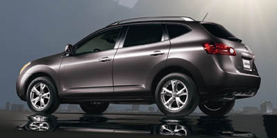2009 Nissan Rogue Review Ratings Specs Prices And Photos The Car Connection