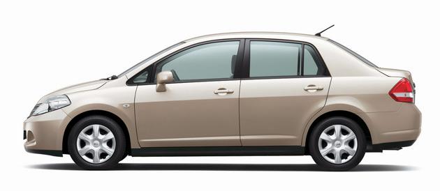 The 1.6L Nissan Versa Sedan will start at just $9,990
