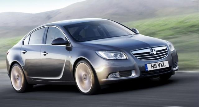 2009 Opel Insignia Sedan