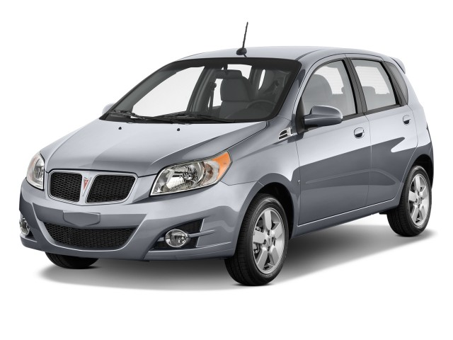 2009 Pontiac G3 Review Ratings Specs Prices And Photos The Car