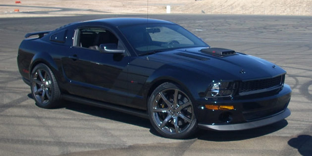Dark Horse Mustang Packs A 620hp 462kw Supercharged V8